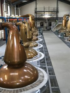 copper stills for whisky making